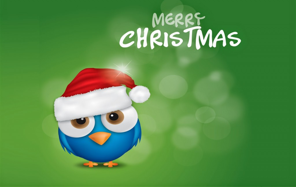 Christmas-twitter-bird-image-with-merry-christmas-text-picture