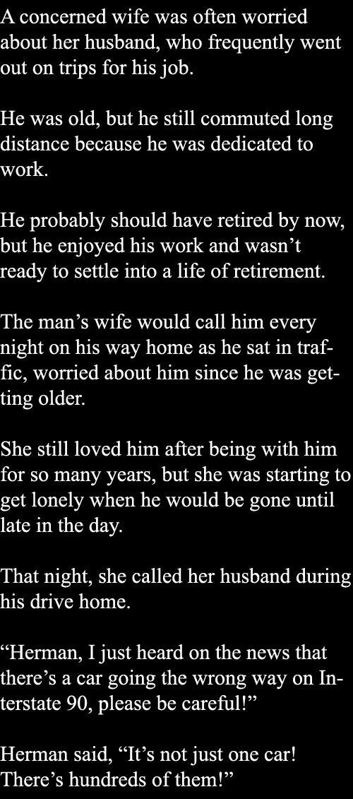 marriage joke