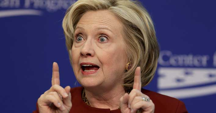 Hillary Indicted