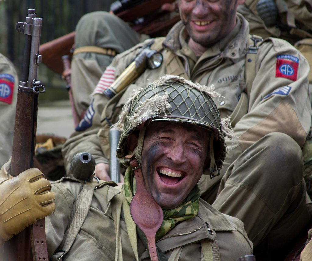 Military Jokes