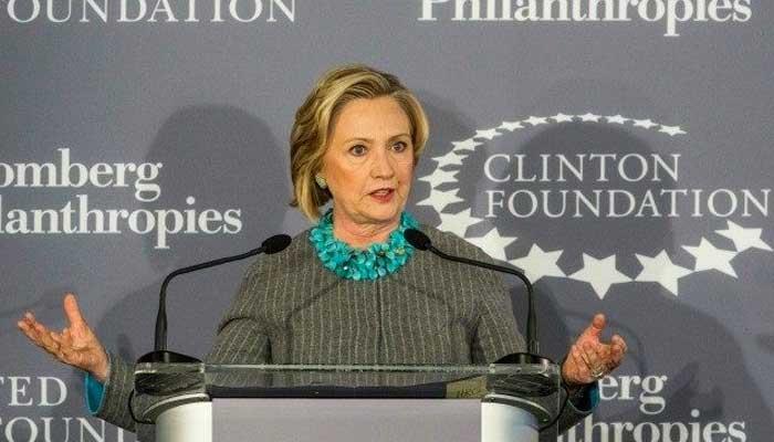 Clinton Foundation death