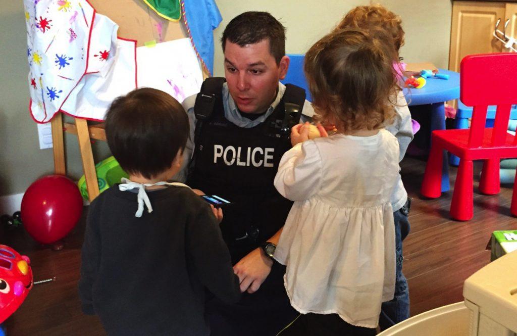 kindergarten cops